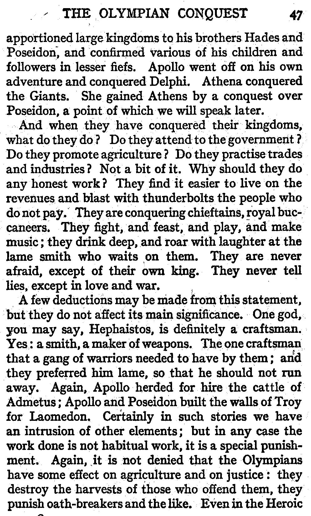 5 paragraph essay on poseidon