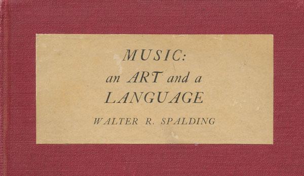 Music: An Art and a Language