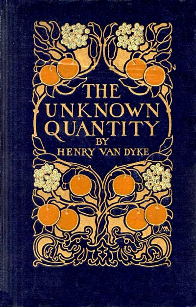4fea6ce6915303 The Project Gutenberg eBook of The Unknown Quantity