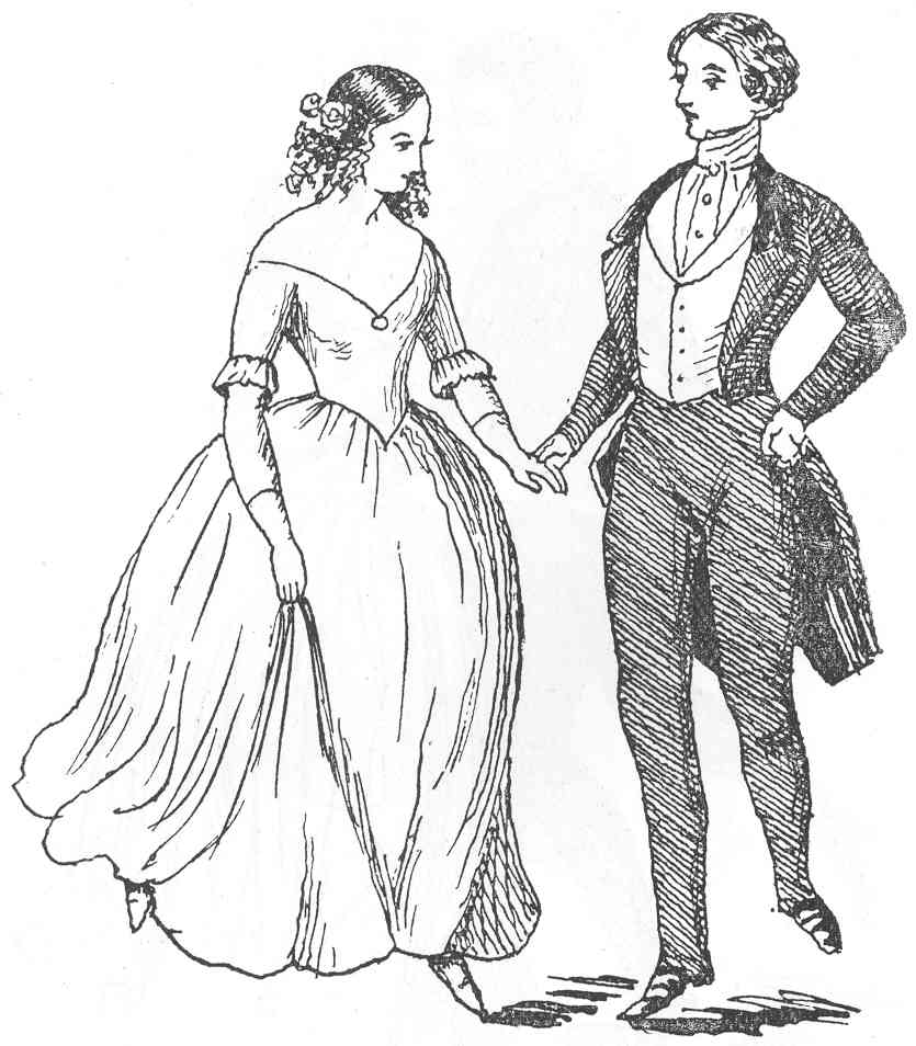 coloring pages of men having sex | Gossip in the First Decade of Victoria's Reign, by John Ashton