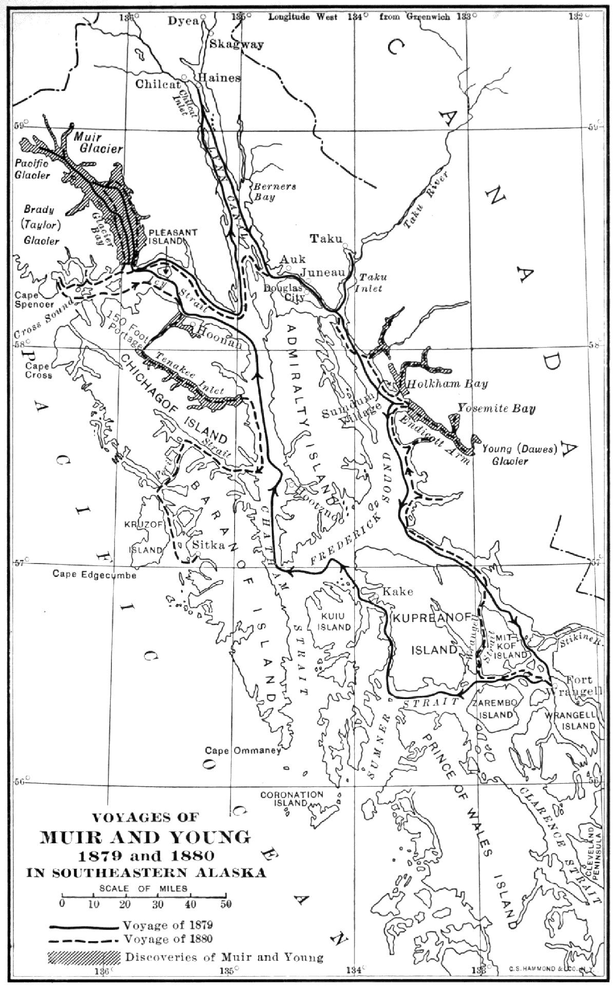 the project gutenberg ebook of alaska days with john muir by samuel Carpentry Resume voyages of muir and young