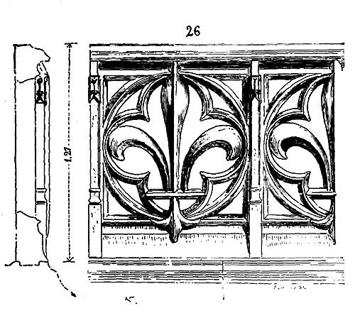balcon couvrant et balcon saillant
