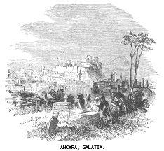 Ancyra, Galatia