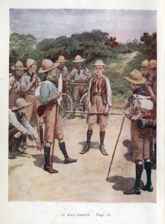Lt-Gen Sir R Baden-Powell /'Boy Scouts/' Militaria VANITY FAIR SPY CARTOON 1911