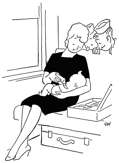 The Project Gutenberg Ebook Of If Your Baby Must Travel In Wartime