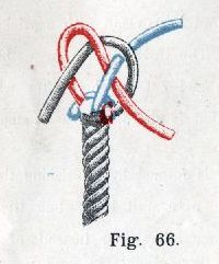 The Project Gutenberg E-text of Knots, Bends, Splices by J