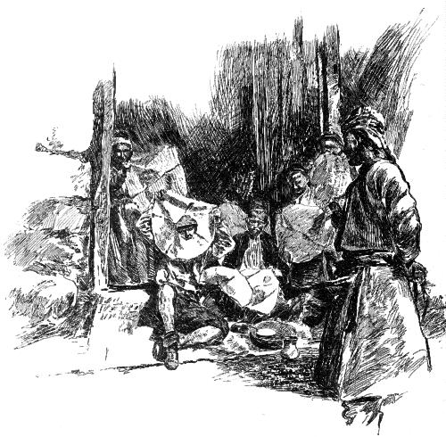 EATING KAISERICHEN (EKMEK) OR BREAD.