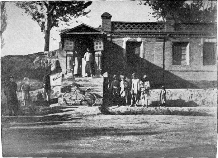 THE CUSTOM-HOUSE AT KULDJA.