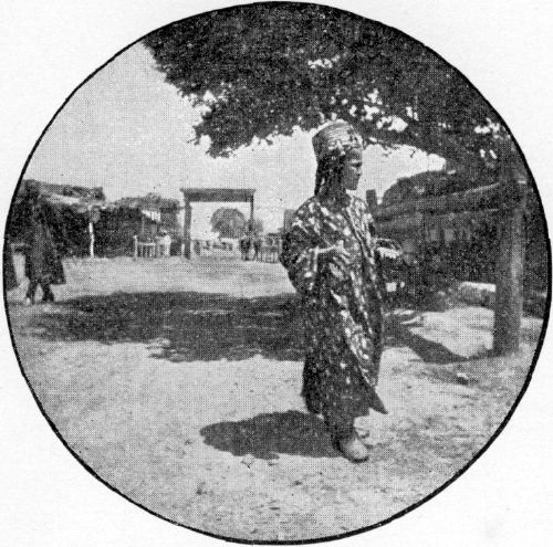 A MAID OF WESTERN CHINA.