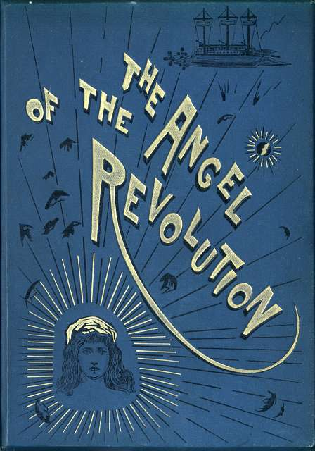 The project gutenberg ebook of angel of the revolution by george cover spine cover front fandeluxe Images