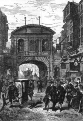 The Project Gutenberg eBook of Old and New London, by Walter