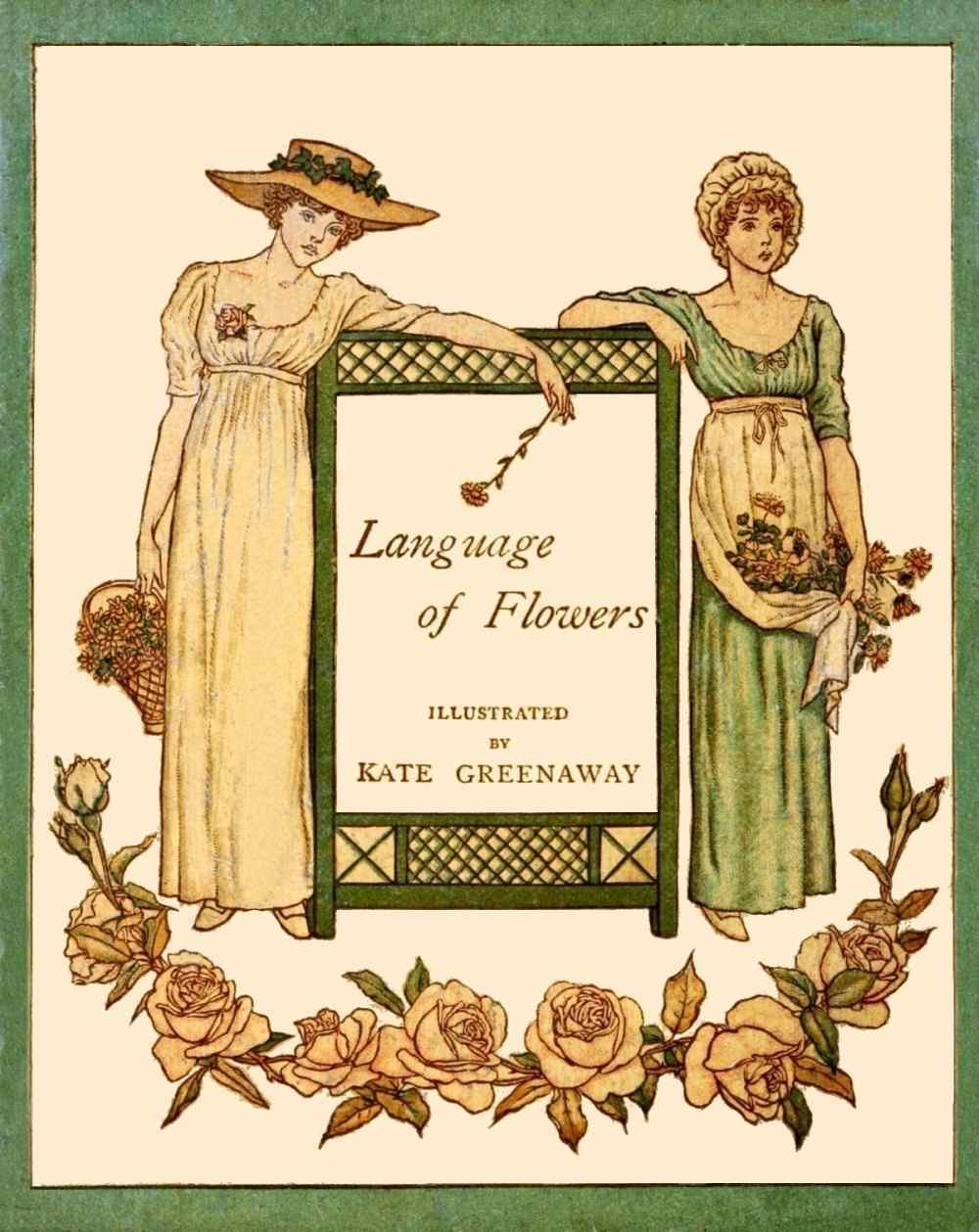 The project gutenberg ebook of language of flowers by kate greenaway language of flowers image not available izmirmasajfo