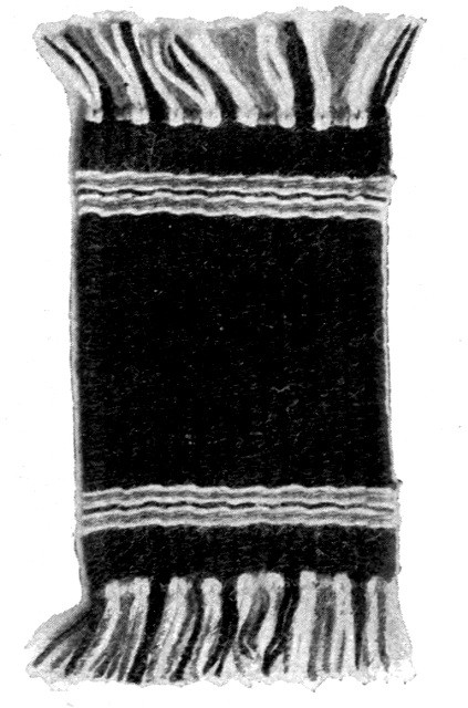 The Project Gutenberg Ebook Of Hand Loom Weaving By Mattie Phipps Todd