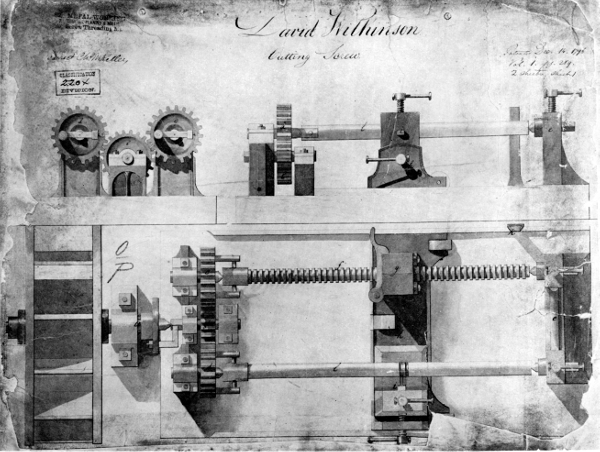 The Project Gutenberg Ebook Of Screw Thread Cutting By The