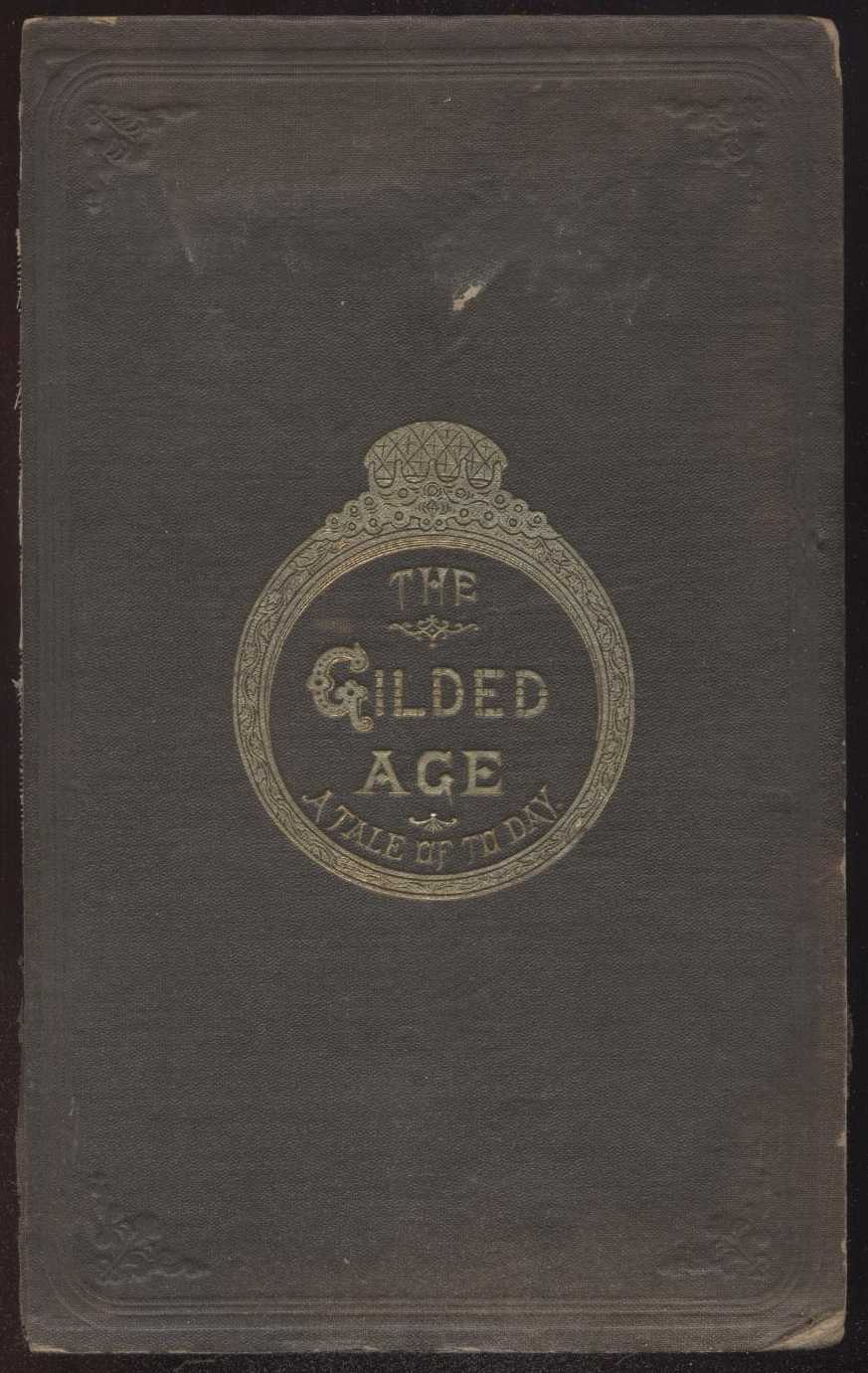 The Gilded Age By Twain And Warner Part 7