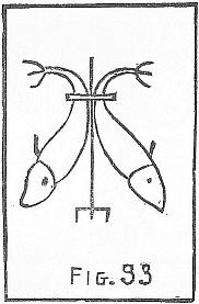 cross-fish catacomb design