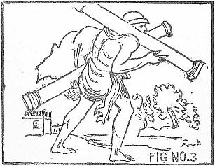 Hercules Carrying Two Pillars
