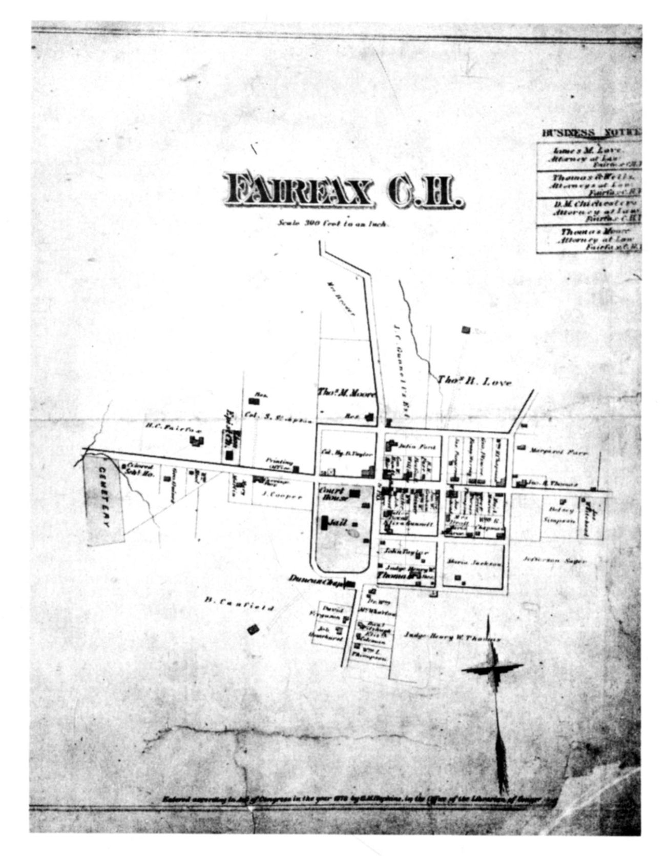 The Project Gutenberg Ebook Of A History Town Fairfax By Oliver 1850 Wiring Diagram Free Download Schematic Pg 64