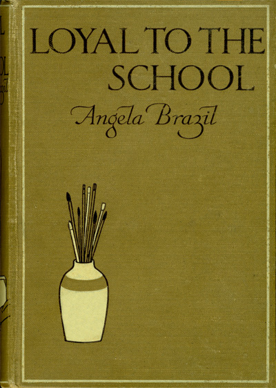 The Project Gutenberg eBook of Loyal to the School by