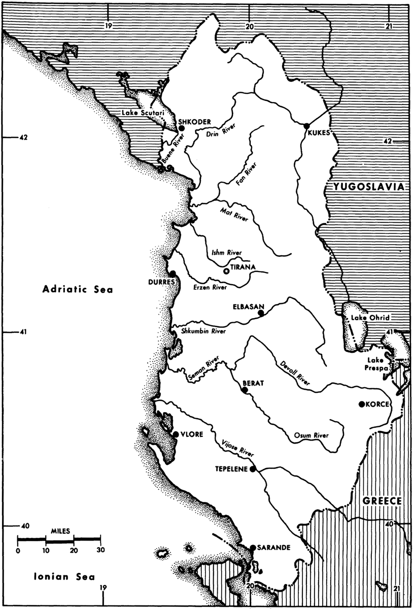 The Project Gutenberg eBook of Area Handbook for Albania, by ...