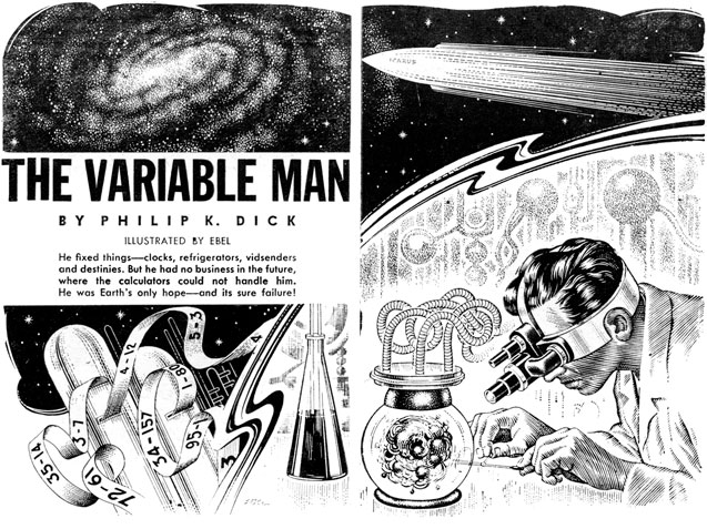 The Variable Man By Philip K Dick