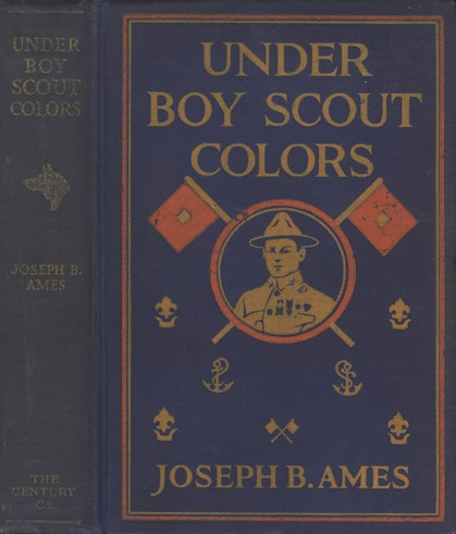 The project gutenberg ebook of under boy scout colors by joseph e text prepared by roger frank juliet sutherland and the project gutenberg online distributed proofreading team httppgdp fandeluxe Images