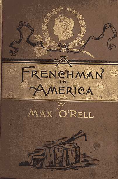 The project gutenberg ebook of a frenchman in america by max orell a frenchman in america fandeluxe Images