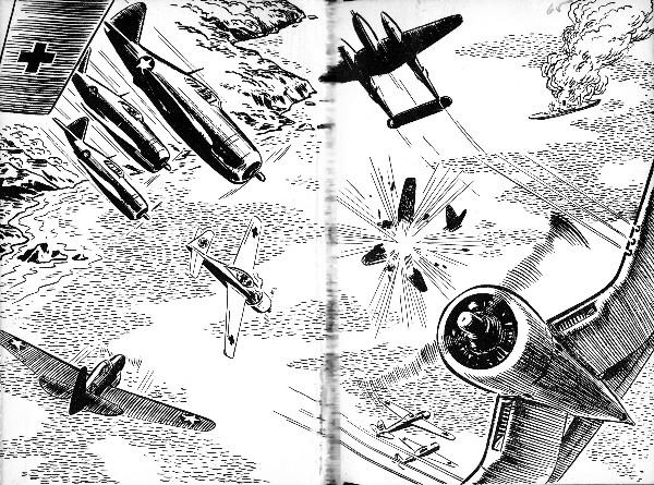 The Project Gutenberg Ebook Of A Yankee Flier By Al Avery