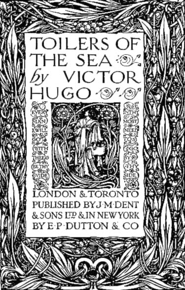 The Project Gutenberg eBook of Toilers of the Sea, by Victor