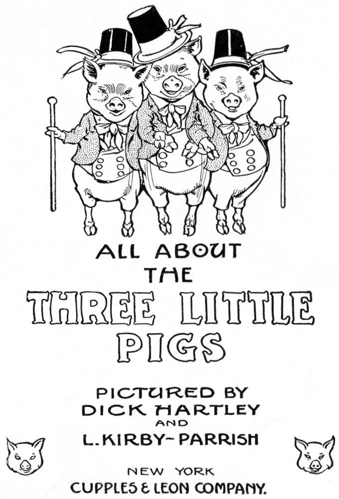 Word Searches For The Three Little Pigs Ebook