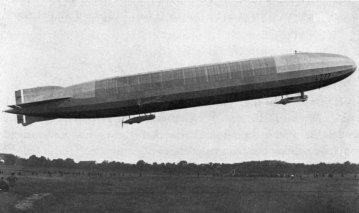 The Project Gutenberg eBook of Zeppelin, by Harry Vissering