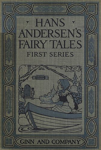 The project gutenberg ebook of hans andersens fairy tales first cover fandeluxe Image collections
