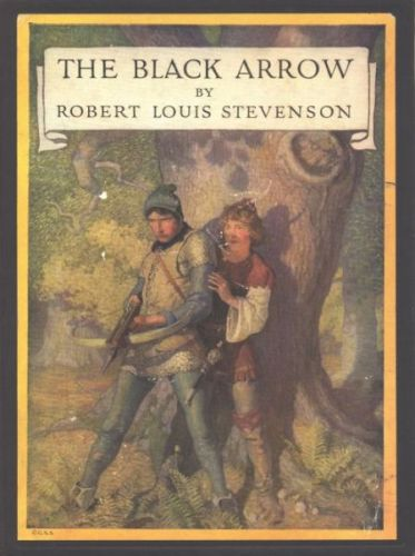 The Project Gutenberg Ebook Of The Black Arrow By Robert Louis