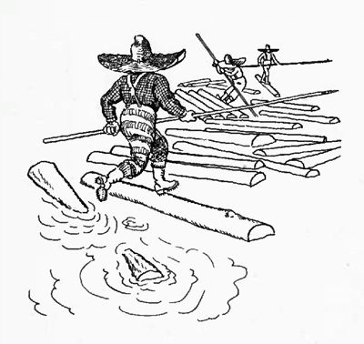 The Project Gutenberg Ebook Of The Marvelous Exploits Of Paul Bunyan