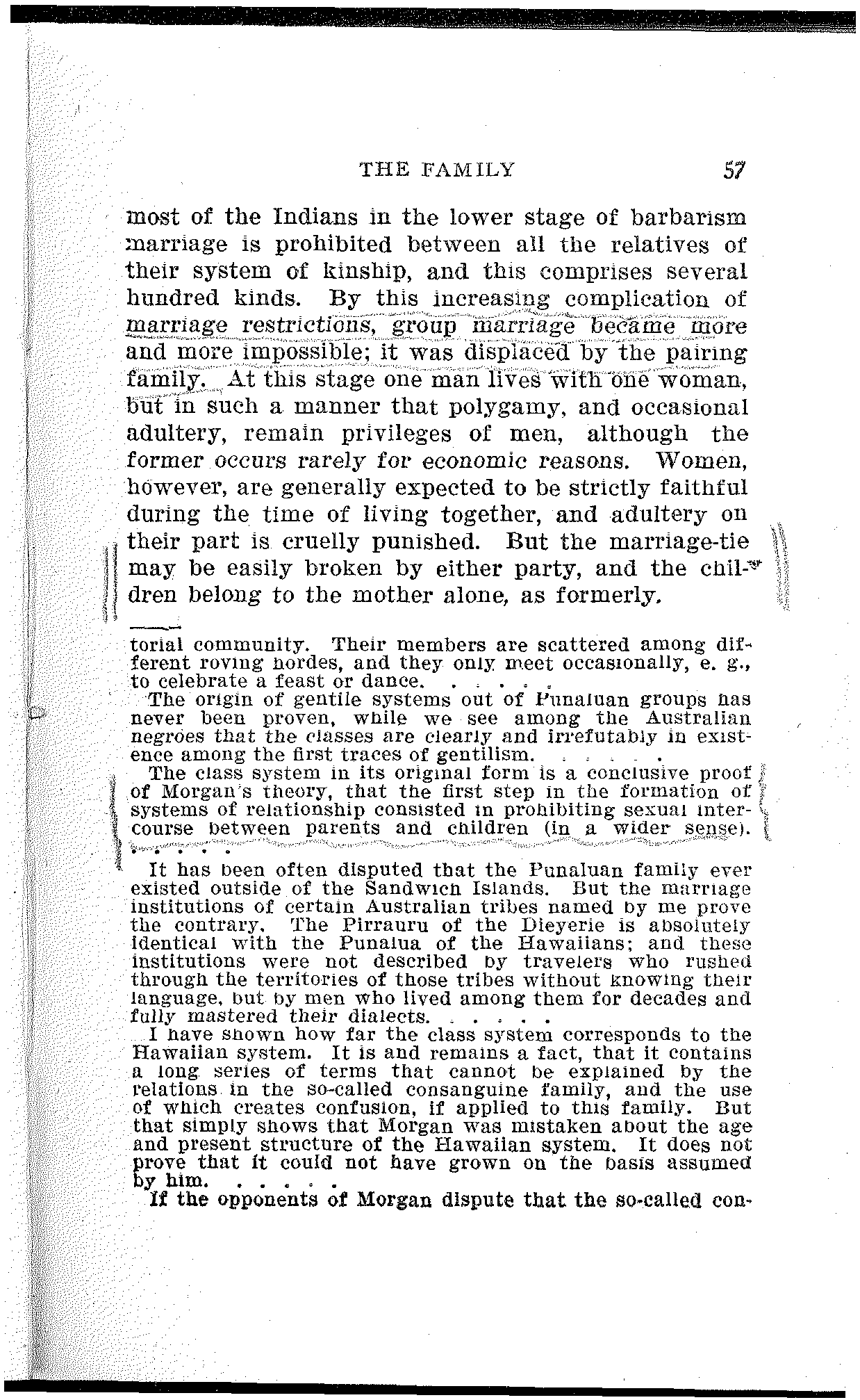 the impulse to prevent marriage of consanguineous relatives started by the gens went still further thus we find that among the iroquois and57 - 57 Unique Wedding Vows Examples Impression