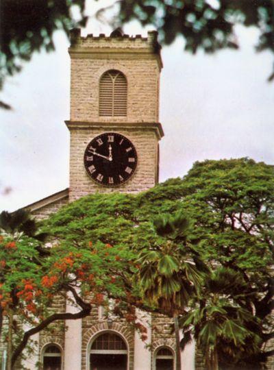 'Kawaiahao Church' from the web at 'http://www.gutenberg.org/files/33355/33355-h/images/illus-011b.jpg'