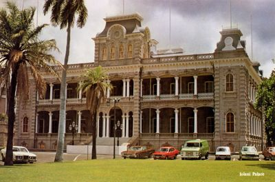 'Iolani Palace' from the web at 'http://www.gutenberg.org/files/33355/33355-h/images/illus-016.jpg'