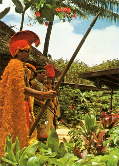 'Polynesian Cultural Center' from the web at 'http://www.gutenberg.org/files/33355/33355-h/images/illus-029a.jpg'