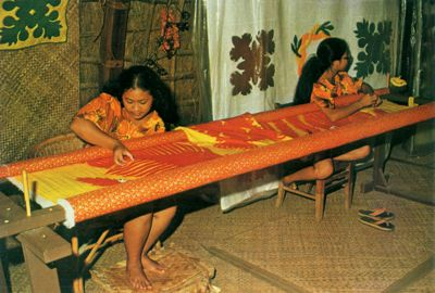 'Polynesian Cultural Center' from the web at 'http://www.gutenberg.org/files/33355/33355-h/images/illus-029b.jpg'