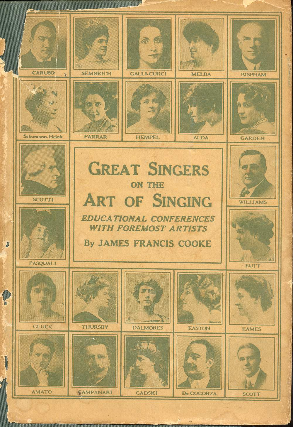 The project gutenberg ebook of great singers on the art of singing art of singing fandeluxe Gallery
