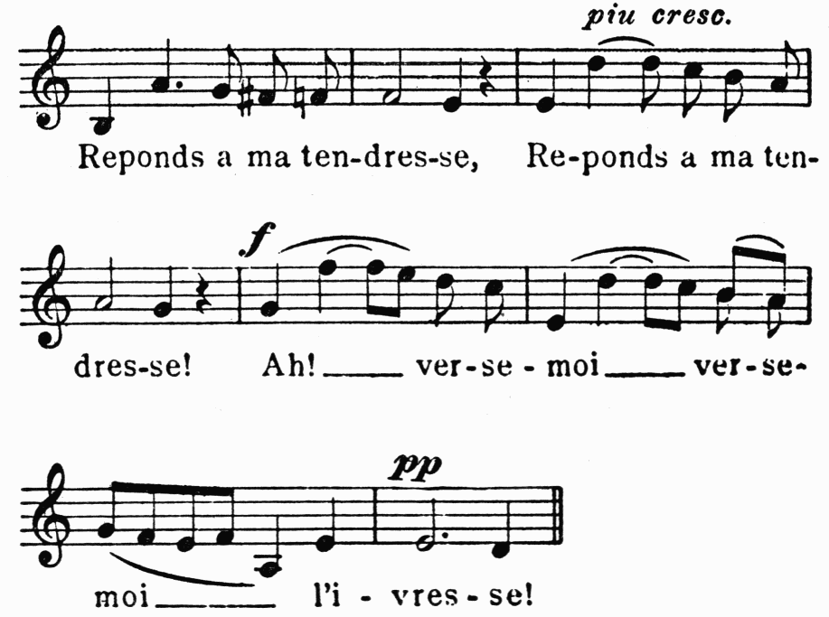 sing legato sing smoothly flowing from note to note