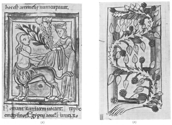The Project Gutenberg eBook of The Old English Herbals, by