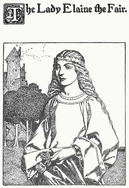 The project gutenberg ebook of sir launcelot and his companions by the lady elaine the fair fandeluxe Images