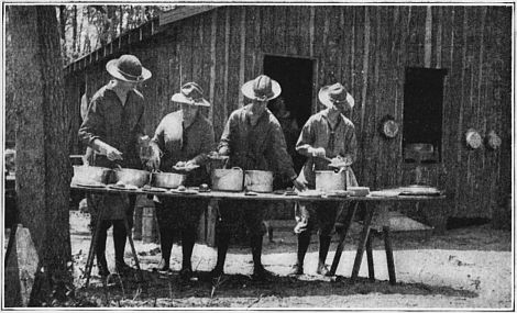 77da38f0201 The Project Gutenberg eBook of Campward Ho! by Girl Scouts ...