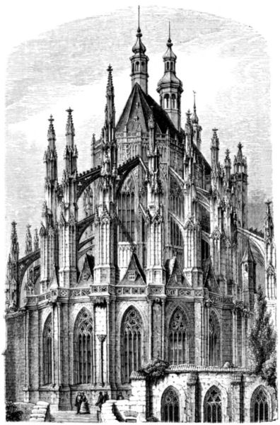 The Project Gutenberg eBook of Architecture: Gothic and