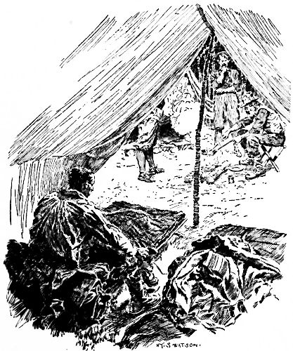 When I awoke a savory smell was coming in the tent.   sc 1 st  Project Gutenberg & The Project Gutenberg eBook of The Tent Dwellers by Albert ...