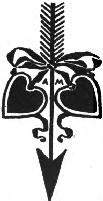 hearts and arrow