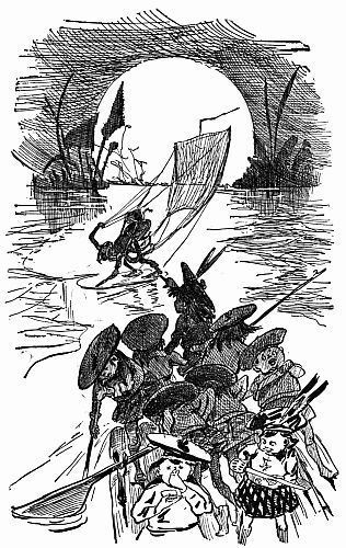 The Project Gutenberg Ebook Of Old Farm Fairies A Summer Campaign