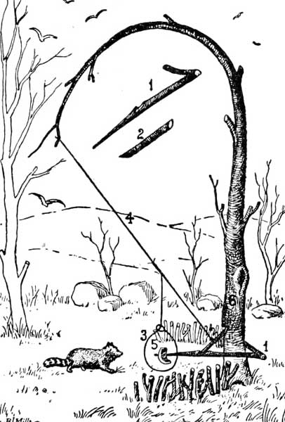 The Project Gutenberg eBook of Deadfalls and Snares by A. R. Harding