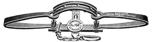 Newhouse No. 150 Trap
